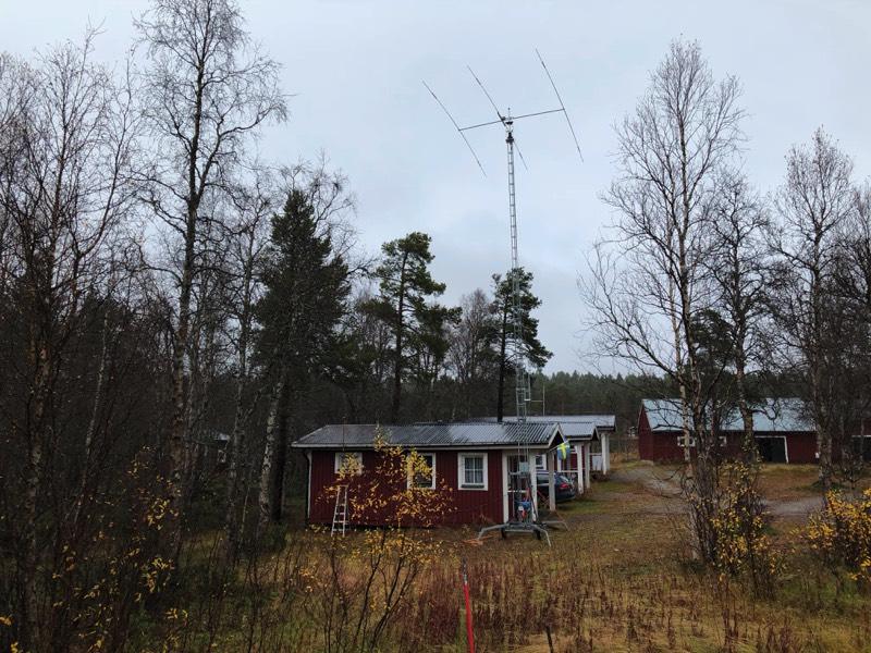 HF station | SM3UQK